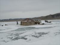 Рыбалка в Моголии